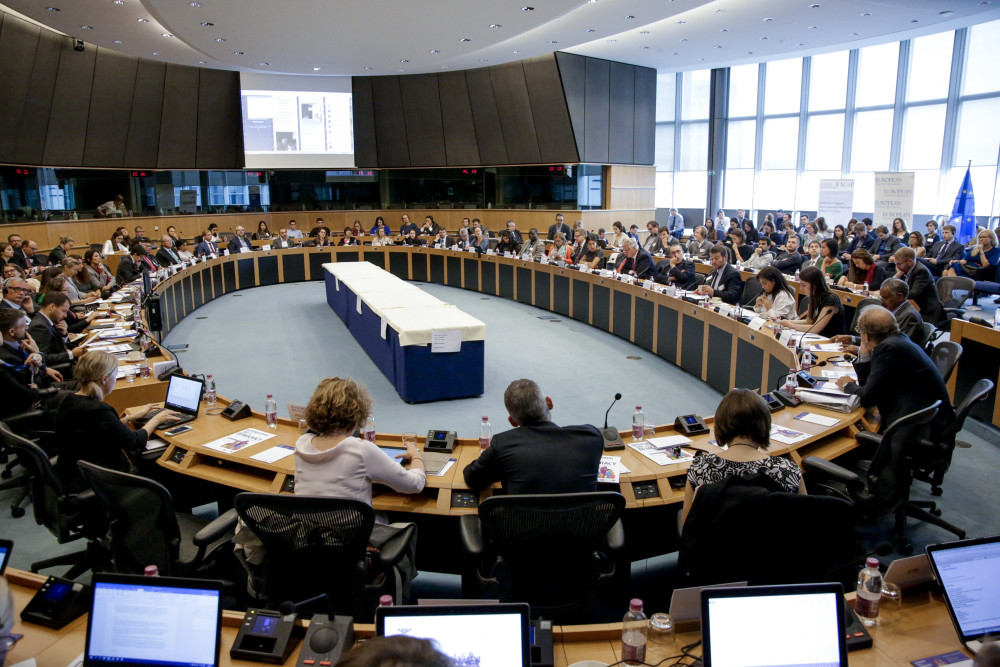 International Day of Democracy at the European Parliament